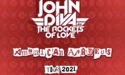 News: JOHN DIVA – SUMMER SHOW 2020!! + Tour + New Album
