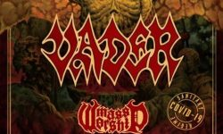 "VADER, Mass Worship ""PANDEMIC MADNESS TOUR"", 03.09.20, Die Druckerei, Bad Oeynhausen"