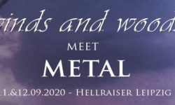 News: Winds and Woods meet Metal Festival 2020 in Leipzig!