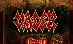 News: Tourauftakt – VADER – PANDEMIC MADNESS TOUR 2020 am 3.09.20 in der Druckerei, Bad Oeynhausen!