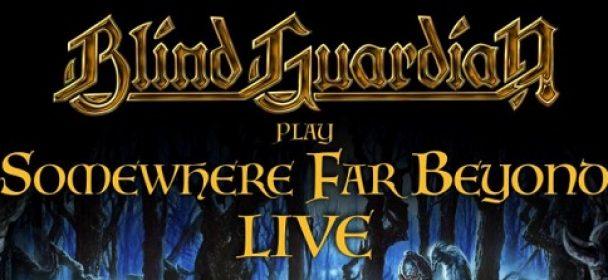"""News: BLIND GUARDIAN – kündigen Jubiläums- """"Somewhere Far Beyond""""-Tour für 2021 an!"""