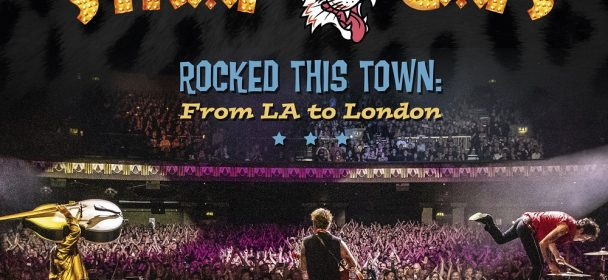 Stray Cats (USA) – Rocked This Town: From LA To London