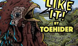 Toehider (AUS) – I Like It