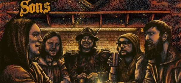 """News: PHIL CAMPBELL AND THE BASTARD SONS – Video zu """"Born To Roam"""" !"""