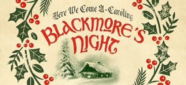 """News: BLACKMORE'S NIGHT veröffentlichen brandneuen Song """"Here We Come A-Caroling"""""""