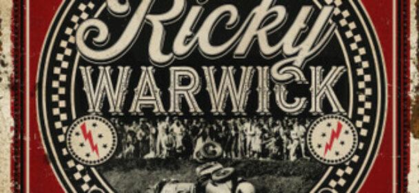 News: RICKY WARWICK – veröffentlicht neue Single!
