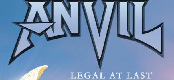 """News: ANVIL – """"Legal At Last""""-Tour 2021 startet im September!"""