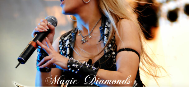 DORO (DE) – Magic Diamonds – Best Of Rock, Ballads & Rare Treasures