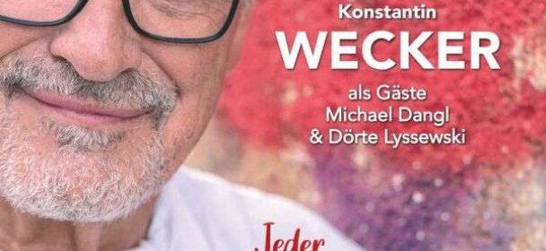 Konstantin Wecker (D) – Jeder Augenblick ist ewig