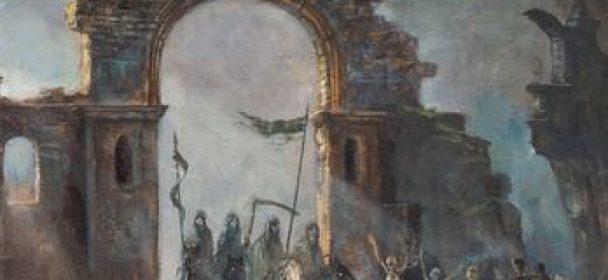 "News:  SLAUGHTERDAY – Clip ""MALFORMED ASSIMILATION"" vom neuen Album ""Ancient Death Triumph"" (VÖ 27.11.) online!"