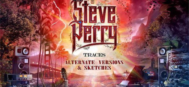 """News: Von Steve Perry (Ex-Journey-Sänger) erscheint am 04.12. das neue Album """"Traces – Alternate Versions and Sketches"""""""
