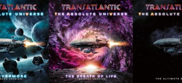 News: TRANSATLANTIC launch video for 'The World We Used To Know'; second single from 'The Absolute Universe'