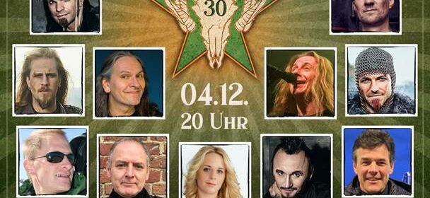 News: Fiddlers Green grosse Onlineshow am VÖ-Abend++ spezielle Crowdfundingaktion