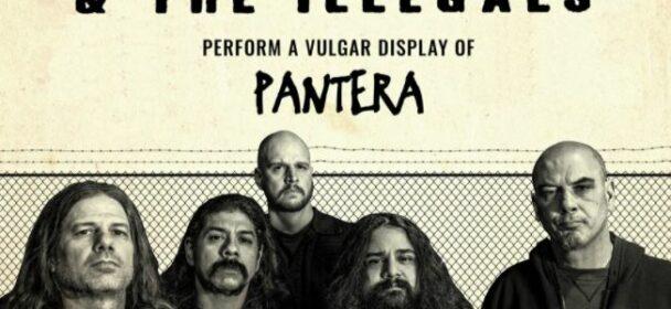 News: Philip H. Anselmo & the Illegals & BAEST on Tour 2021