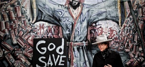 """BRAD BROOKS – """"God Save The City"""""""