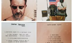 DAVE HAUSE (USA) – Patty / Paddy -Double EP