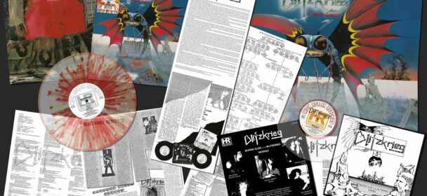 Blitzkrieg (GB) – A Time Of Changes