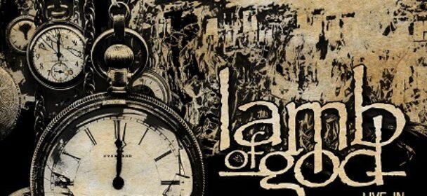 "News: LAMB OF GOD – veröffentlicht Livevideo für ""Memento Mori (Live)"" der Lamb Of God – Live In Richmond!"