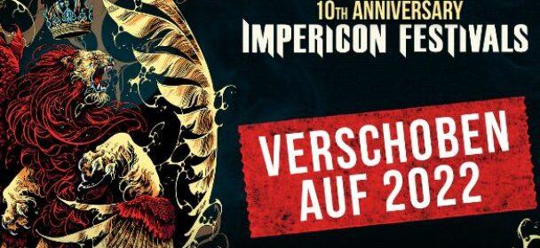 News: Impericon Festivals auf 2022 verschoben