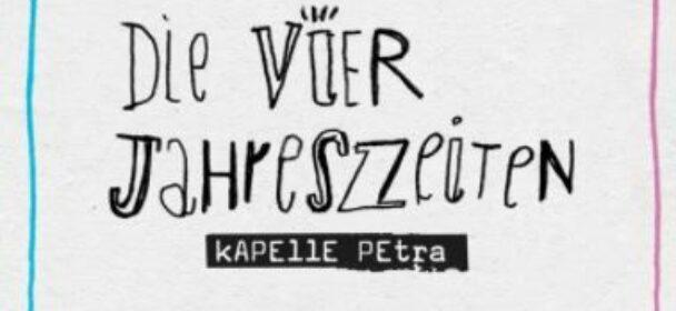 """News: """"Wirtschaftsflüchtling"""" von Kapelle Petra: Der Song gegen Wutbürger und Vorurteile aus der EP """"Der Frühling"""""""
