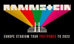 News: Rammstein – ZUSÄTZLICHE TERMINE – EUROPA STADION TOURNEE 2022!