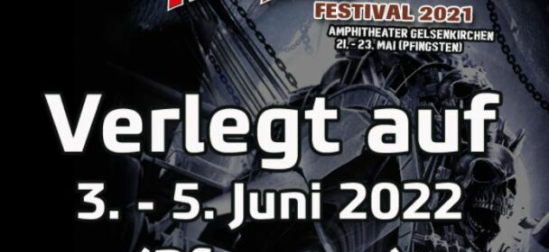 News: Rock Hard Festival – Verlegt auf Pfingsten 2022!