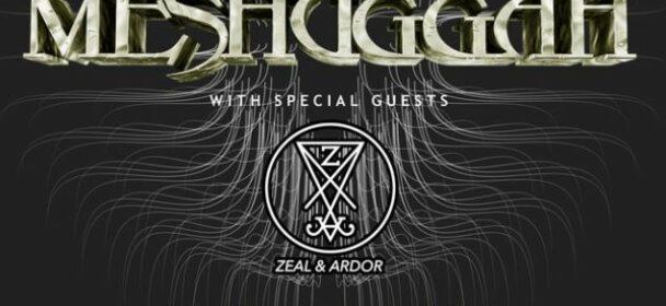 News: MESHUGGAH beginnen Aufnahmen zum neuen Album, Tour ab Nov. 2021 und Rückkehr von Fredrik Thordendal!