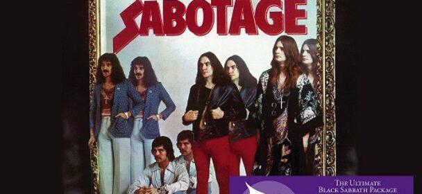 News: BLACK SABBATH veröffentlichen die Super Deluxe Edition ihres sechsten Albums SABOTAGE am 04.06.21