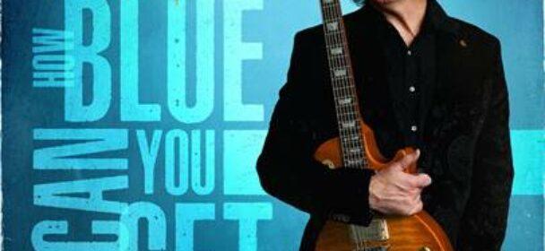 News: GARY MOORE – am 30. April wird Provogue Records ein neues Album, mit dem Titel 'How Blue Can You Get' veröffentlichen!