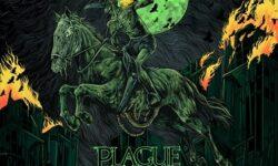 News: Melodic Death Metal artist PLAGUESTORM shares brand new & animated lyric video!