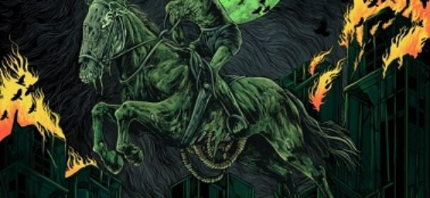 News: Melodic Death Metal artist Plaguestorm unleashes album details and brand new song!