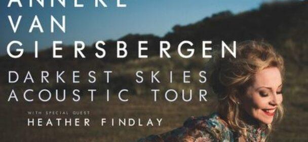 News: Anneke van Giersbergen am 02.05.2022 im Stage Club, Hamburg
