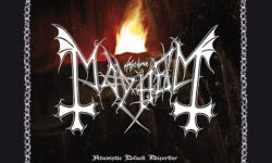 "News: MAYHEM announce ""Atavistic Black Disorder / Kommando"" (EP) on July 9th."