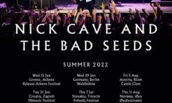 News: Nick Cave & The Bad Seeds im Juni und August 2022 für zwei Konzerte in Deutschland
