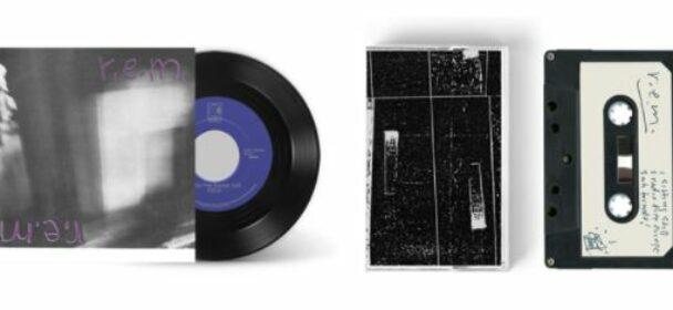 """News: Von R.E.M. erscheint am 23. Juli zum 40. Jubiläum eine exklusive Neuauflage der Debut-Single """"Radio Free Europe"""" auf Vinyl"""