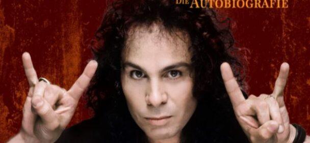 """News: Ronnie James Dio: """"Rainbow In The Dark – Die Autobiografie"""" erscheint am 27.08."""