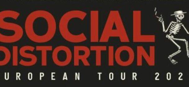 News: Social Distortion-Tournee wird auf 2022 verlegt!