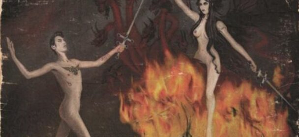 News: Twin Temple – new single online – BABALON IS BORN!