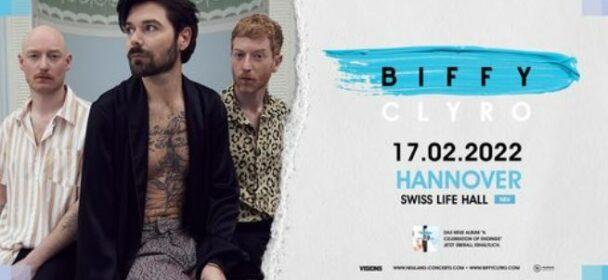 News: Seit Freitag im VVK: Biffy Clyro am 17. Februar 2022 in der Swiss Life Hall Hannover