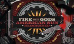 News: FIRE FROM THE GODS veröffentlichen 'American Sun (Reimagined)' EP inkl. Musikvideo zum Titeltrack