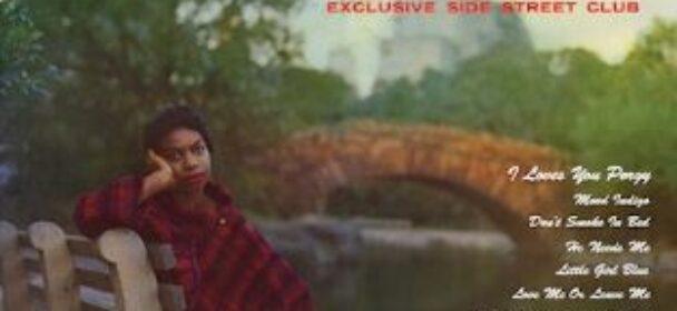 """News: Von Nina Simone erscheint am 22.10. das remasterte Debütalbum """"Little Girl Blue"""" auf CD und LP."""