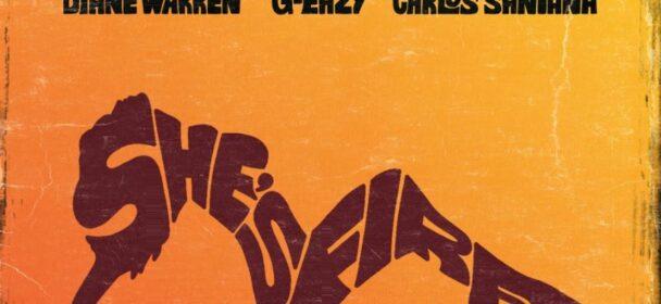 """News: Diane Warren kollaboriert für die neue Single """"She's Fire"""" mit G-Eazy & Carlos Santana"""