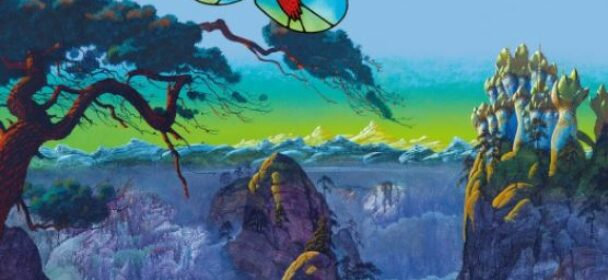 News: YES launch video for 'The Ice Bridge'; first track taken from the forthcoming new album 'The Quest'