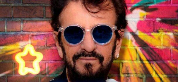 """News: Von Ringo Starr erscheint am 24.09. die neue 4 Song-EP """"Change The World"""" auf CD, MC und digital. Die 10″ Vinyl-Version wird am 19.11. veröffentlicht."""