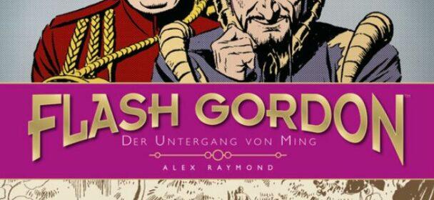 News: Flash Gordon – Die Luxus-Edition Band 3 erscheint im November!