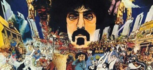 """News: Von Frank Zappa erscheint am 19.11. der Soundtrack """"200 Motels – 50th Anniversary Edition"""" als 6CD- Deluxe Box, 2CD-Edition, 2LP-Set"""