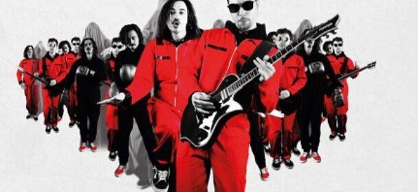 """News: SAINT CHAOS – Berliner Duo veröffentlicht Debüt-Album """"Seeing Red"""" am 19.11."""