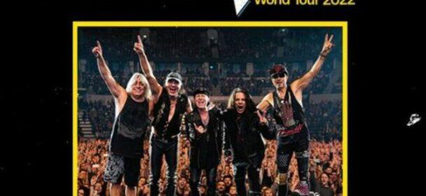 """News: SCORPIONS – """"Rock Believer"""" World Tour 2022 – die Termine in Deutschland stehen fest!"""