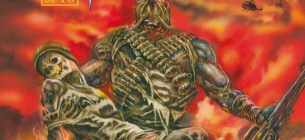 News: SODOM veröffentlichen M-16 – 20th Anniversary Edition des Anti-Kriegsalbums am 26.11.