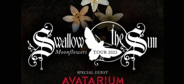 News: SWALLOW THE SUN announce European tour for Winter 2022 with special guest Avatarium!